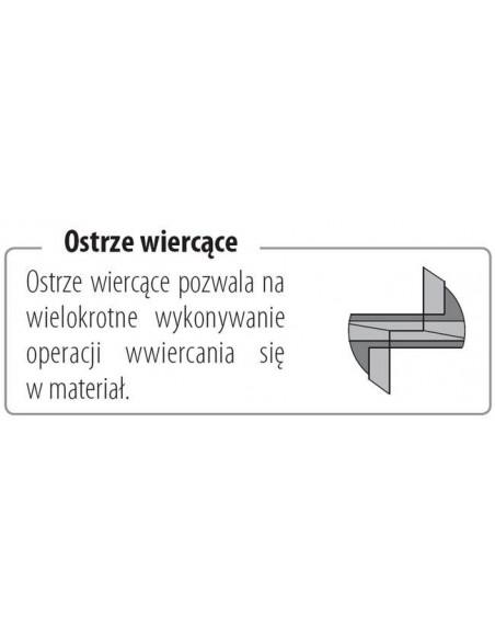 YATO Klucz płasko-oczkowy 10mm