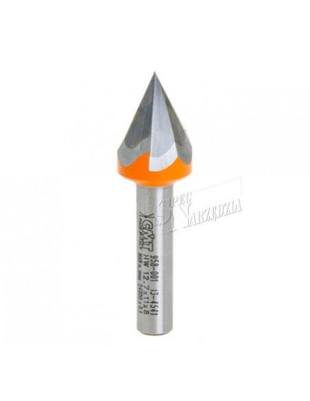 RUBI nóż z krążkiem widiowym GOLD 10mm