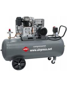 AIRPRESS PROFESJONALNA SPRĘŻARKA TŁOKOWA HK425-150 400L/MIN 150L 10 BAR