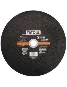 YATO TARCZA DO CIĘCIA METALU 350X3,5X32MM