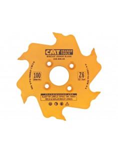 CMT OSTRZE HW FREZ DO LAMELEK D100 K3,96 F22 Z6 240.006.04