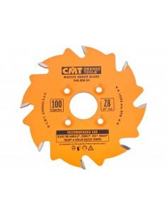 CMT OSTRZE HW FREZ DO LAMELEK D100 K3,96 F22 Z8 240.008.04