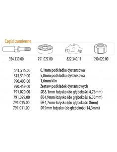 KRUZER MYJKA CIŚNIENIOWA MW 301-1400 110 BAR 1400 W