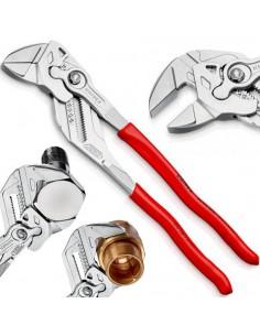 Knipex Szczypce Klucz Nastawne Uniwersalne Regulowane 300 mm