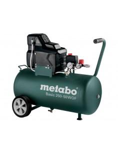 METABO KOMPRESOR BEZOLEJOWY BASIC 250-50 W OF 220L/MIN 50L 8BAR