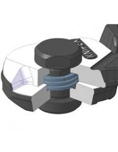 METABO WIERTARKO-WKRĘTARKA POWERMAXX BS QUICK BASIC SPRZĘGŁO 10,8V 34NM KORPUS