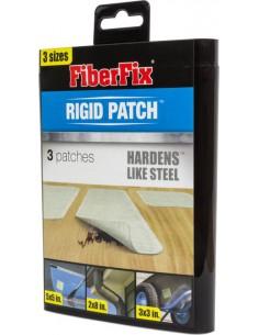 FIBERFIX ŁATY NAPRAWCZE RIGID PATCH 3 SZT. - 5X20CM / 7X7CM / 12X12CM