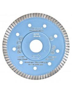SIGMA 75B TARCZA TNĄCA TURBO  DO PŁYTEK CERAMICZNYCH 115x22.20 mm