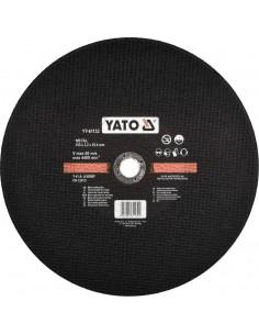 YATO TARCZA DO CIĘCIA METALU 355X3,2X25,4MM YT61132
