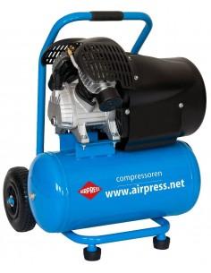 AIRPRESS SPRĘŻARKA TŁOKOWA HL 425-24 392L/MIN 24L 230V