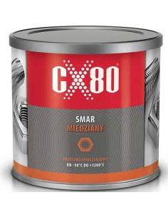 CX80 SMAR MIEDZIANY PRZECIWZAPIECZENIOWY WIELOZADANIOWY -30°C / +1200°C PUSZKA 500G