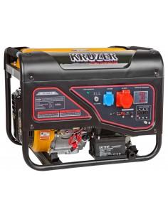 KRUZER AGREGAT PRĄDOTWÓRCZY THT 8000 E AVR ELEKTRYCZNY ROZRUCH 230-400V 6,0/6,5kW