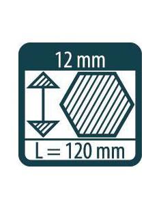 WIHA BIT STANDARDOWY PROFESJONALNY GROT POZIDRIV PZ1 X 25MM 08056