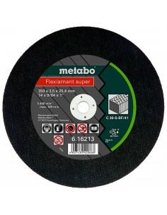 METABO FLEXIAMANT SUPER TARCZA DO CIĘCIĄ KAMIENIA 350X3,5X25,4