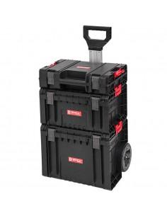 Qbrick System Pro Set 1 Zestaw Skrzynek Modułowych Cart / Toolbox / Toolcase 3w1