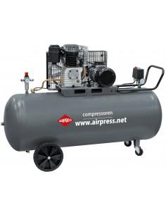 AIRPRESS PROFESJONALNA SPRĘŻARKA TŁOKOWA HK600-270 539L/MIN 270L 400V