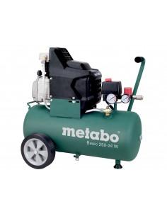 METABO KOMPRESOR OLEJOWY BASIC 250-24 W 200L/MIN 24L