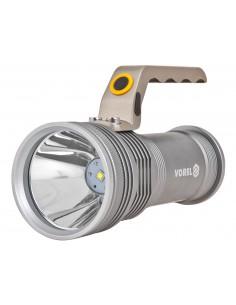 VOREL LATARKA TAKTYCZNA WODOSZCZELNA 10W XM-L2 CREE LED 3XAA (1.5 V)