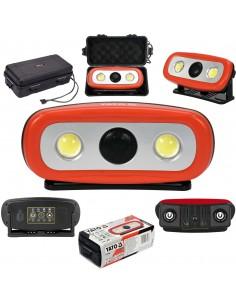 Yato Głośnik Bluetooth Powerbank Reflektor COB LED 2x15W 2000lm 6 Trybów IP44 4400mAh 3w1