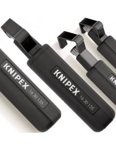 Knipex Ściągacz Do Zewnętrznej Izolacji Do Cięcia Spiralnego 6,0 - 29,0 mm