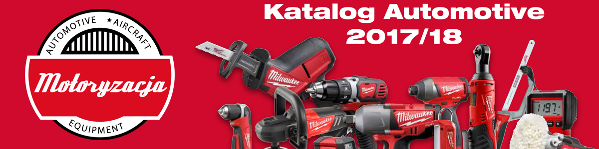 Katalog Automotive Milwaukee